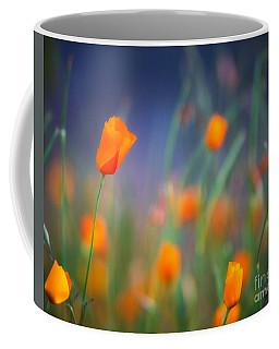 California Poppies 2 Coffee Mug
