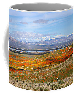 California Poppy Reserve Coffee Mug