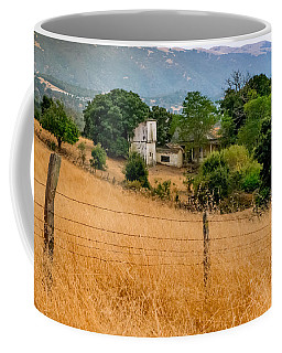 California Ranch House Coffee Mug