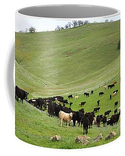 California Ranching Coffee Mug