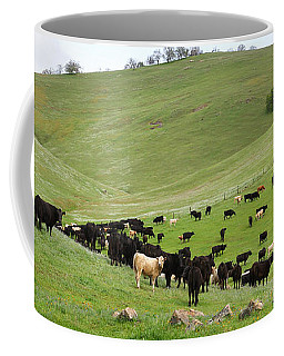 California Ranching Coffee Mug