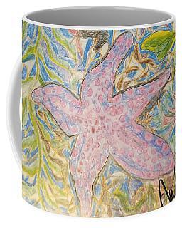 California Star Fish Coffee Mug