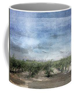 California Vineyard- Art By Linda Woods Coffee Mug