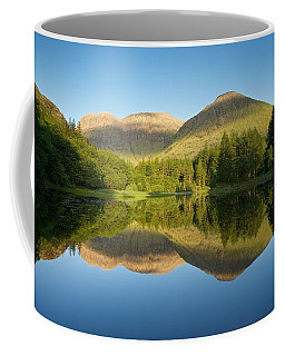 Californian Summer In Glencoe Coffee Mug
