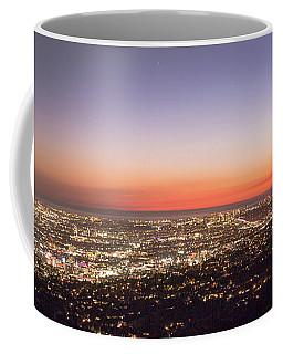 Californian Sunset Coffee Mug