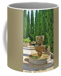 Californian Tuscan Villa Coffee Mug