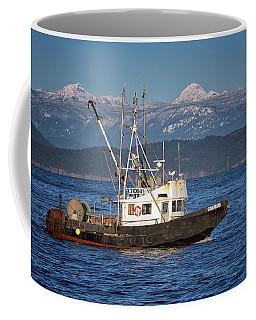 Coffee Mug featuring the photograph Caligus by Randy Hall
