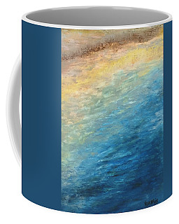 Coffee Mug featuring the painting Calipso by Norma Duch