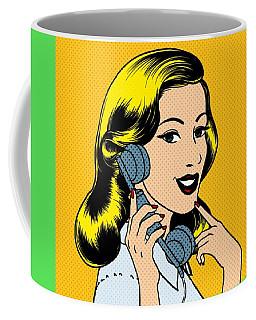 Call Me Coffee Mug by Now