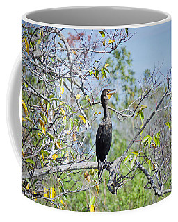 A Call From The Wild Coffee Mug by Judy Kay
