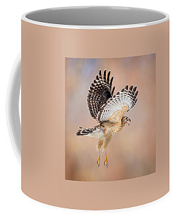 Coffee Mug featuring the photograph Call Of The Wild Square by Bill Wakeley