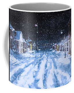 Call Out The Plows Coffee Mug