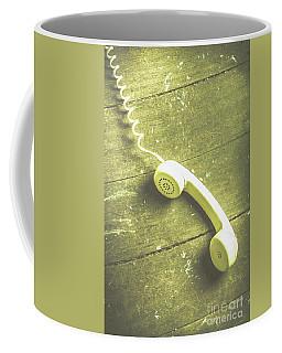 Call That Never Came Coffee Mug