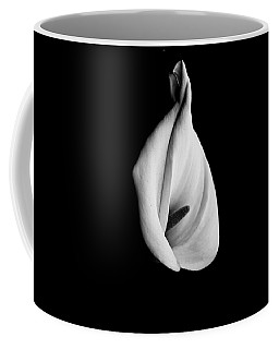 Calla Challenge In Black And White Coffee Mug