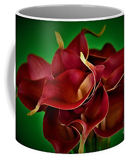 Calla Lily Bouquet Coffee Mug