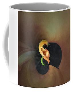 Calla Lily Study 2 Coffee Mug