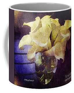 Callalily's For Easter  Copyrightmary Lee Parker 17, Coffee Mug by MaryLee Parker