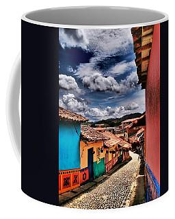 Calle De Colores Coffee Mug