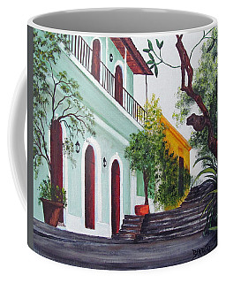 Callejon Del Hospital Coffee Mug