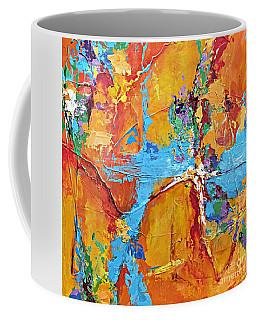 Calling All Angels Coffee Mug