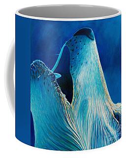 Calling The Moon Coffee Mug