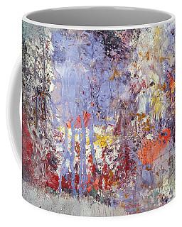 Calling Universe. Fragment 3 Coffee Mug