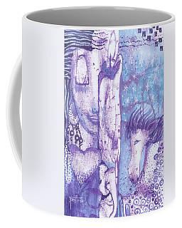 Calling Upon Spirit Animals Coffee Mug