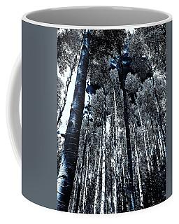 Calm Amongst The Aspens Coffee Mug