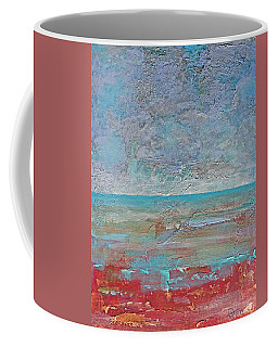 Calm Before The Storm Coffee Mug by Walter Fahmy