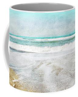 Calm Coast- Art By Linda Woods Coffee Mug