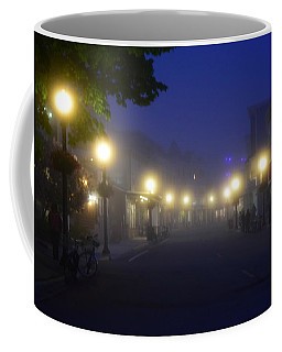 Calm In The Streets Coffee Mug