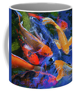 Calm Koi Fish Coffee Mug