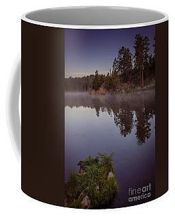 Coffee Mug featuring the photograph Calm Morning by Steven Reed
