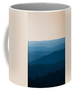 Calm Over The Hoyle Coffee Mug