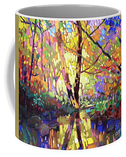 Calm Reflection Coffee Mug