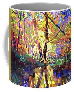 Calm Reflection Coffee Mug