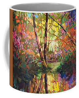 Calm Reflection II Coffee Mug