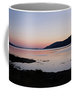 Calm Sunset Loch Scridain Coffee Mug