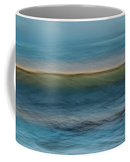 Calming Blue Coffee Mug
