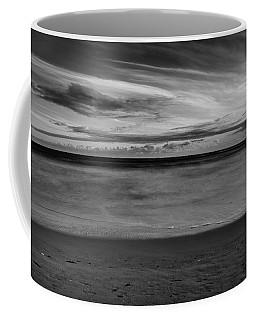 Coffee Mug featuring the photograph Calming Seas by Linda Lees