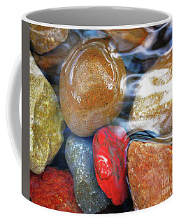 Calming Stones Coffee Mug