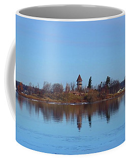 Calumet Island Reflections Coffee Mug
