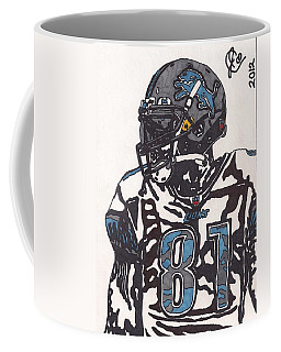 Calvin Johnson Jr 3 Coffee Mug