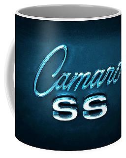 Camaro S S Emblem Coffee Mug by Mike McGlothlen