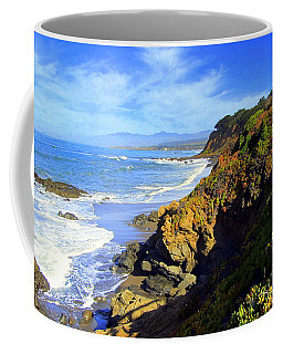 Cambria By The Sea Coffee Mug