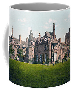 Cambridge - England - Girton College Coffee Mug by International  Images