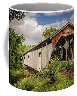 Cambridge Junction Bridge Coffee Mug