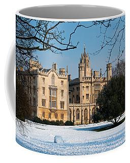 Cambridge Snowscape Coffee Mug
