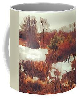Came An Early Snow Coffee Mug