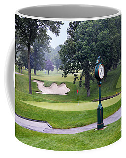 Camel Sand Trap In Medinah Coffee Mug by Catherine Sherman